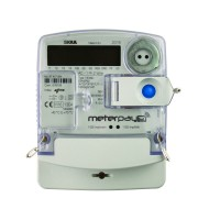 Single Phase Electricity Sub-Meter - Short Terminal Cover
